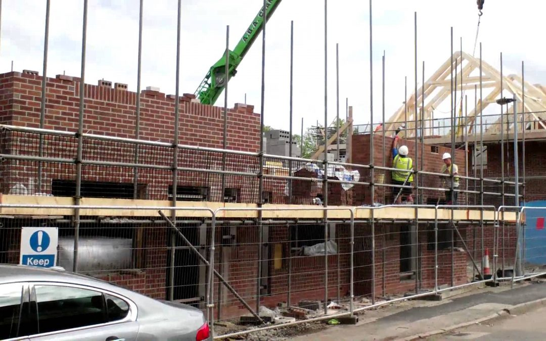 UK Construction Remains in Rude Health
