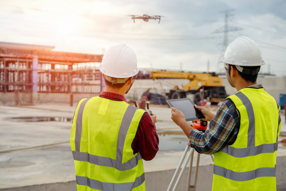 Everything You Need to Know About Drone Technology in Construction