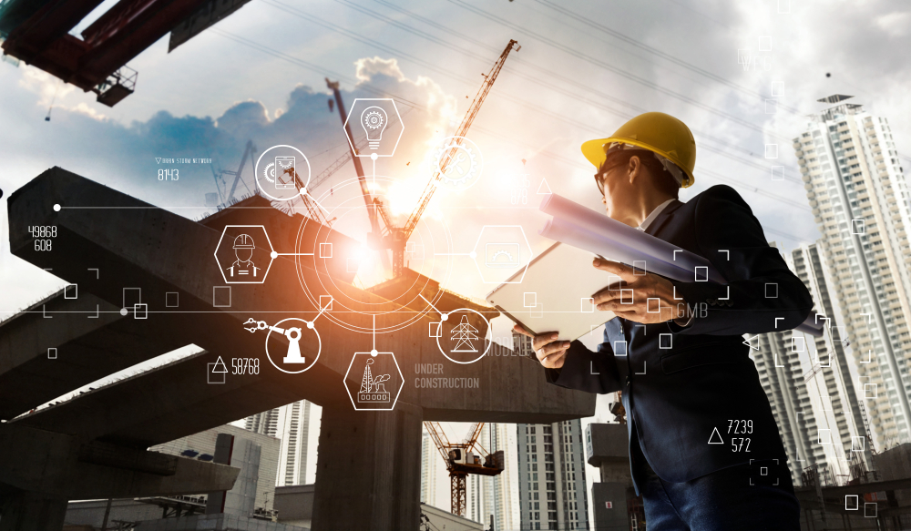 How Are Futuristic Technologies Used in Construction?
